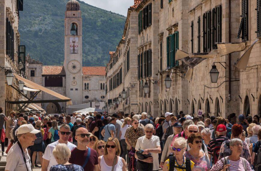 Ragusa  (Dubrovnik) – Perle der Adria ?